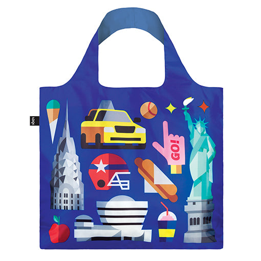 Loqi Shopping Bag - New York