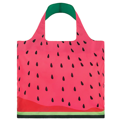 Loqi Shopping Bag - Watermelon