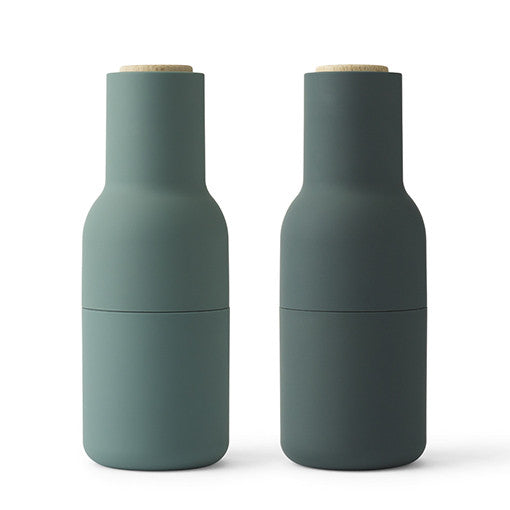 Menu Bottle Grinder Greens Set of 2