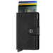 Secrid Miniwallet Crisple Black Leather