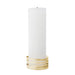 Stelton Tangle Candle Holder Brass