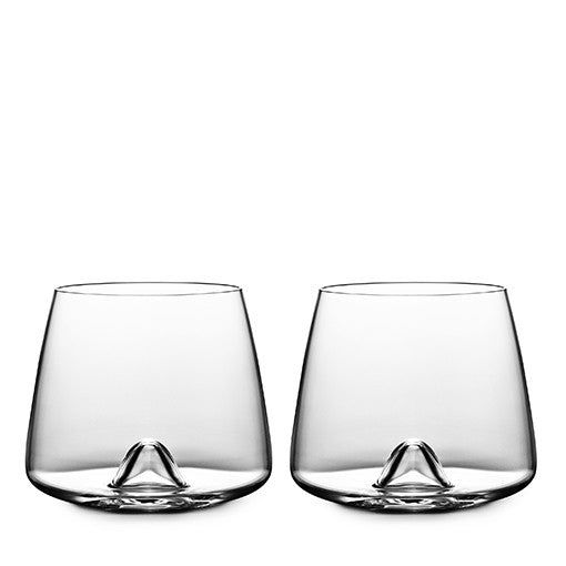 Normann Copenhagen Glasses Whiskey Set of 2