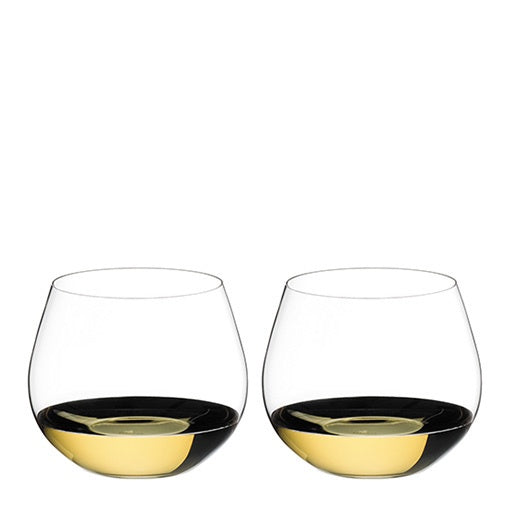 Riedel O Oaked Chardonnay Glass Set of 2