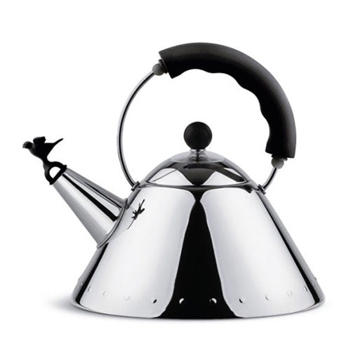 Alessi Graves Kettle with Black Handle