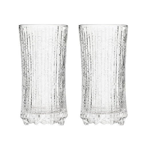 iittala Ultima Sparkling Wine 180ml Set of 2 Clear