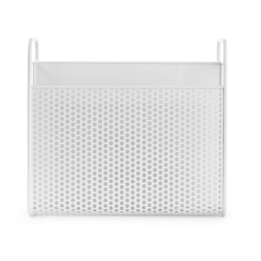 Normann Copenhagen Analog Magazine Rack White