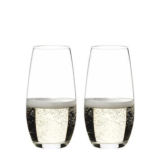 Riedel O Champagne Glass Set of 2