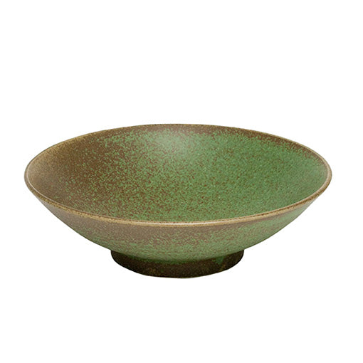 Concept Japan Wabisabi Large Bowl 25cm Green