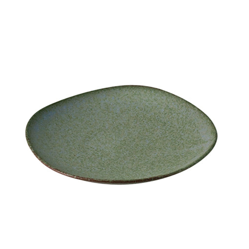 Concept Japan Wabisabi Side Plate 19.5cm Green