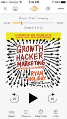 Review of Growth Hacker Marketing by Ryan Holiday