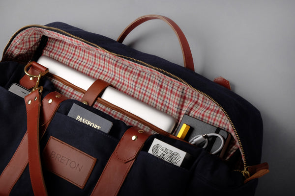 The Weekender + Packing System