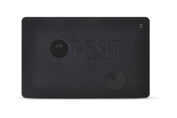 Orbit Card Tracker Card