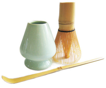 Tea Accessories - Chasen Bamboo Matcha Whisk