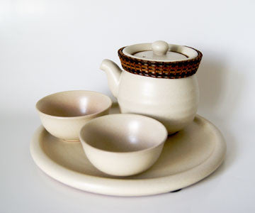 Teaware - Lin's Ceramics Easy Tea Set