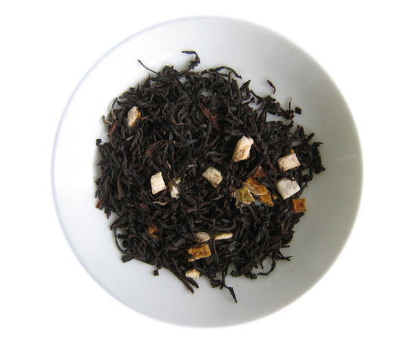 Black Tea - Organic Earl Grey Black Tea