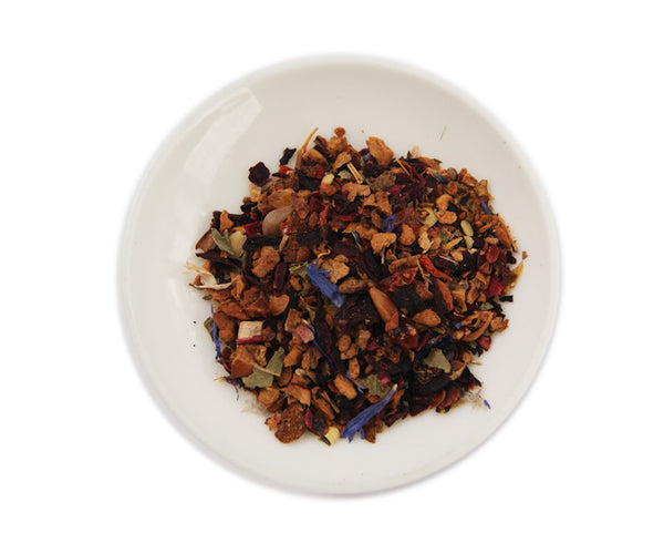 Fruit Tisane - Blueberry Cream Tisane