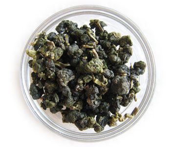 Oolong Tea - Formosa Alishan Jin Xuan Oolong