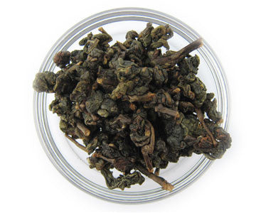 Oolong Tea - Formosa Lugu Natural Oolong Duchess