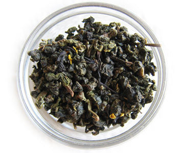 Oolong Tea - Formosa Mingjian Osmanthus Flower Oolong