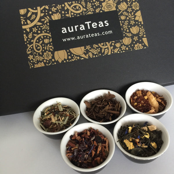 auraTeas Artisan Collection