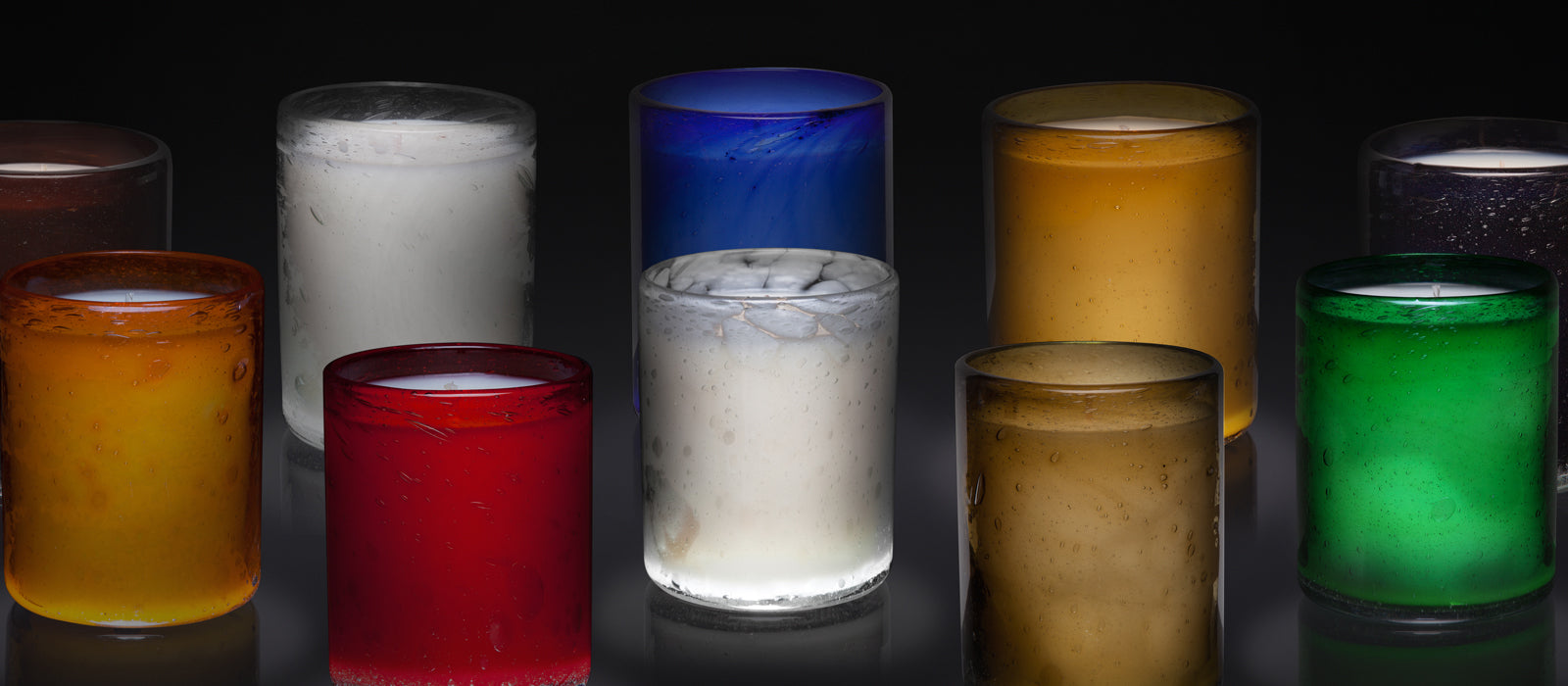unique candles