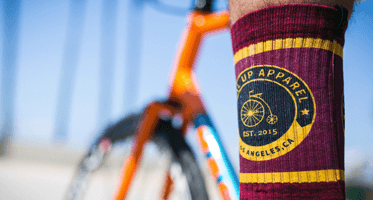 The Most Comfortable Men's Crew Socks | Pedal Up Apparel
