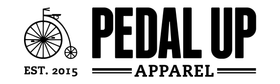 Pedal Up Apparel Logo