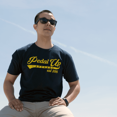 Men's T-shirt Collection | Pedal Up Apparel
