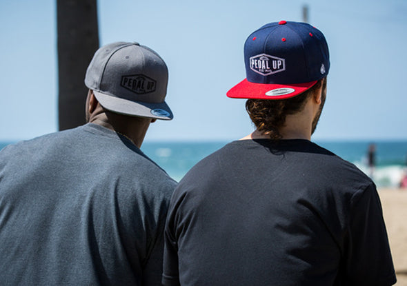 Men's Hats & Caps Collection | Pedal Up Apparel