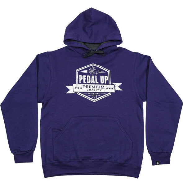 Badge Hoodie - Pedal Up Apparel