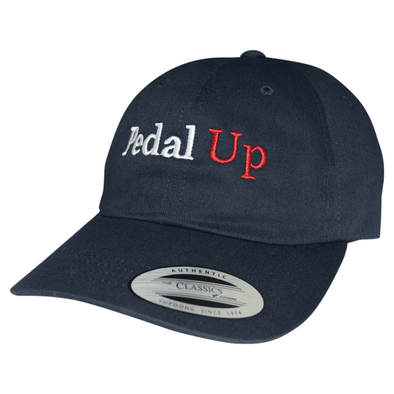 Commuter Dad Hat - Pedal Up Apparel