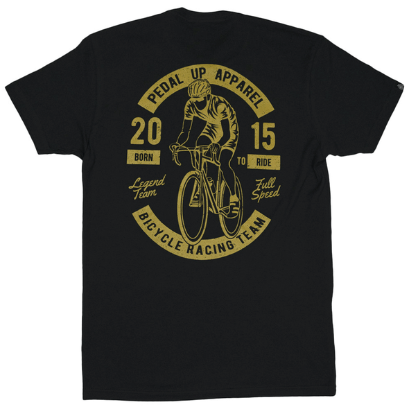 Full Speed T-shirt - Pedal Up Apparel