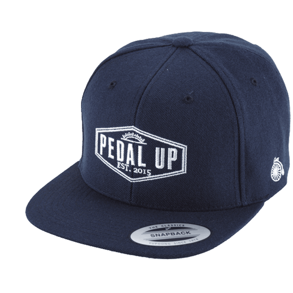 Origin Snapback - Pedal Up Apparel