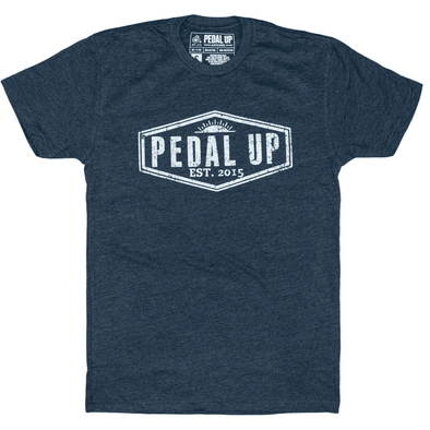 Origin T-shirt - Pedal Up Apparel