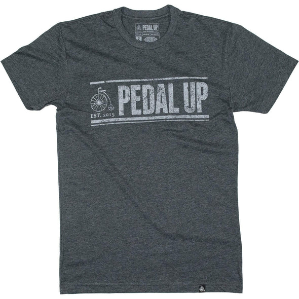 Pedal Up Logo T-shirt - Pedal Up Apparel