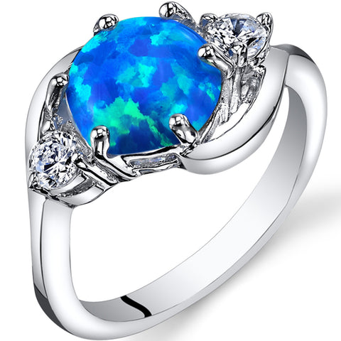 RSR11252 Created Opal Ring