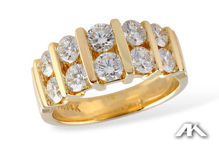 14k Yellow Gold Fashion Ring W1716