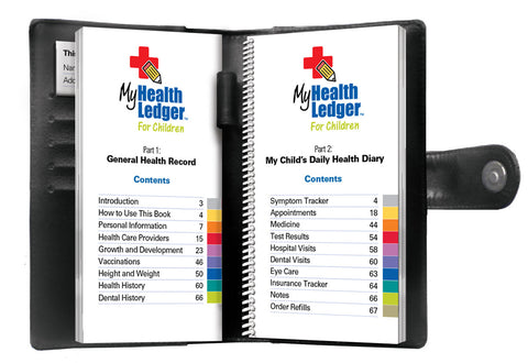 My Health Ledger