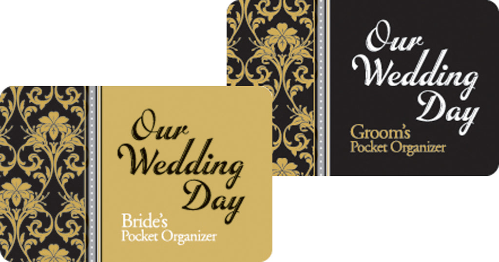 Wedding Planner for Bride and Groom
