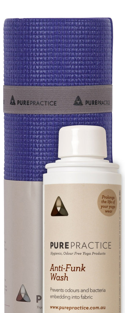 Yoga Mat & Anti-Funk Wash Deal