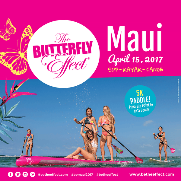 Special Event: The Butterfly Effect Maui
