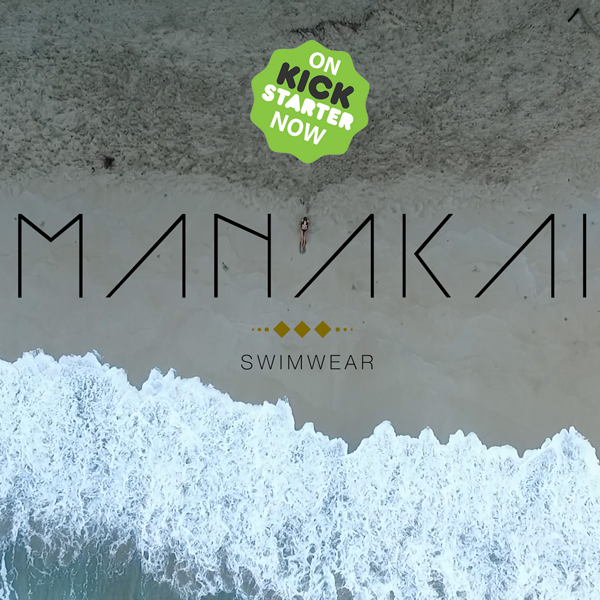 Manakai Swimwear Launches Kickstarter