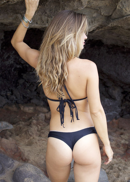 Cheeky Bottoms Sustainable Swimwear Maui Made in USA