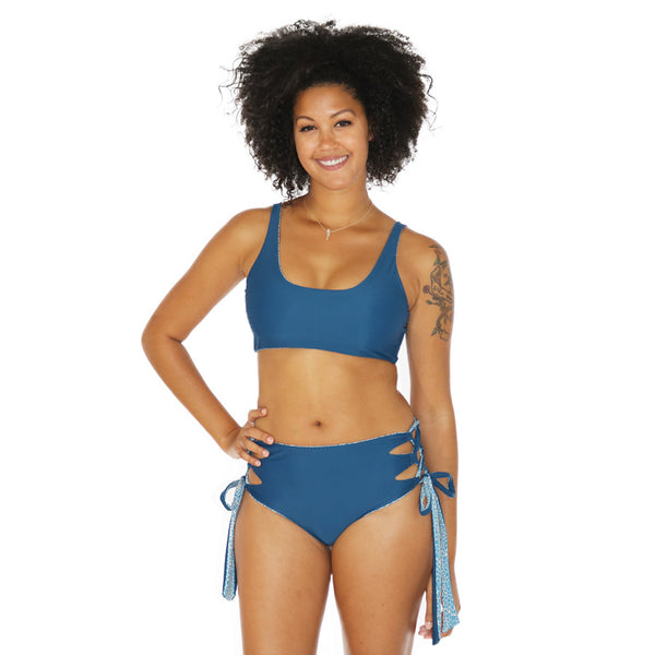 Manakai Swimwear Fully reversible bikini