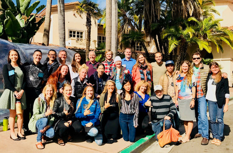 Hawaii Representatives at the 6th International Marine Debris Conference