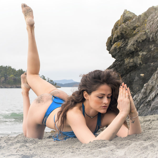 Manakai Swimwear Ambassador Yoga Warrior Goddess