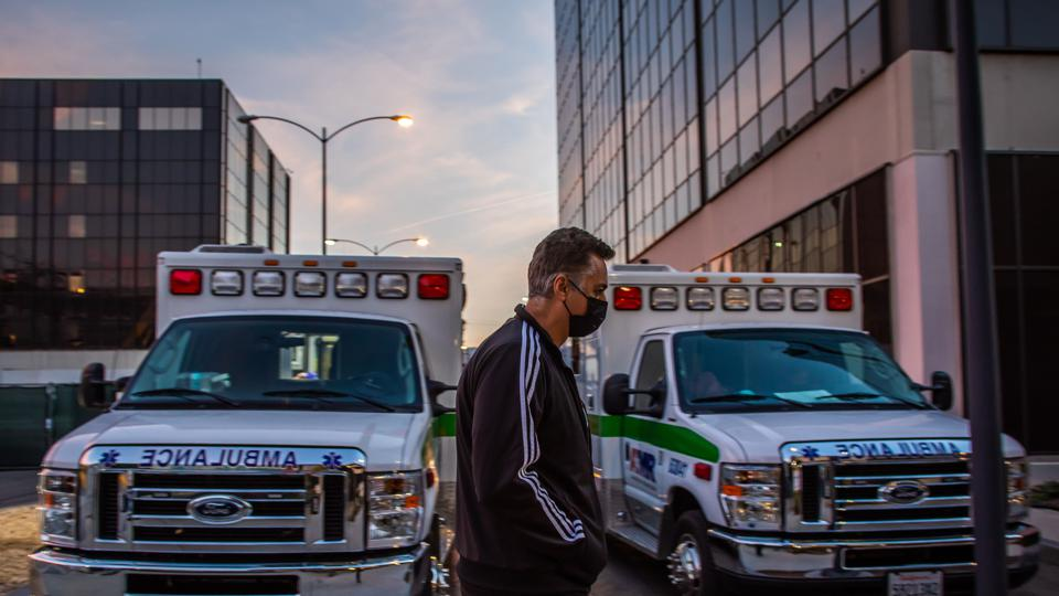 Los Angeles Ambulances Instructed To Leave Patients With Little Chance Of Survival