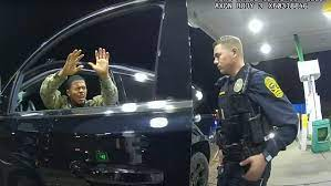 Virginia Police Officer Fired After Black Army Lieutenant Is Pepper-Sprayed And Handcuffed During Traffic Stop