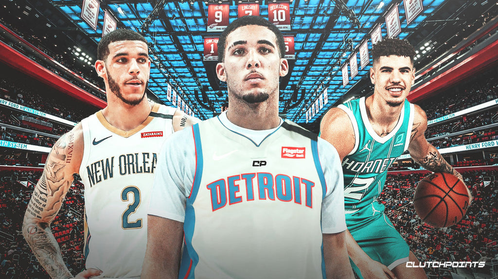 Lavar Ball Speaks 3 Sons Joining The NBA into Existence!!