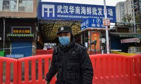 Wuhan Market Identified As Pandemic Risk 5 Years Before COVID